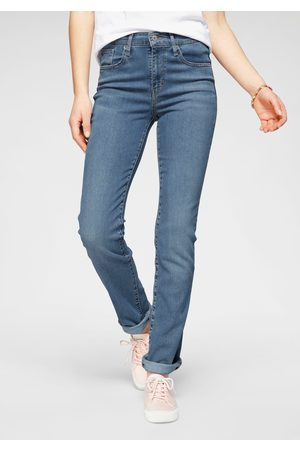 Levi's Dames Straight - Straight jeans »724 High Rise Straigth«