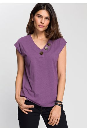 BOYSEN'S Shirt met V-hals