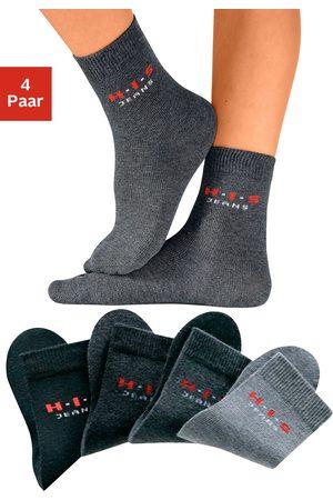 H.I.S Sokken & Kousen - Sokken, set van 4 paar