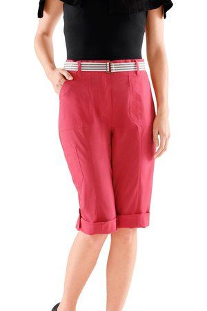 Casual Looks Dames Capri's - Capribroek met elastische band