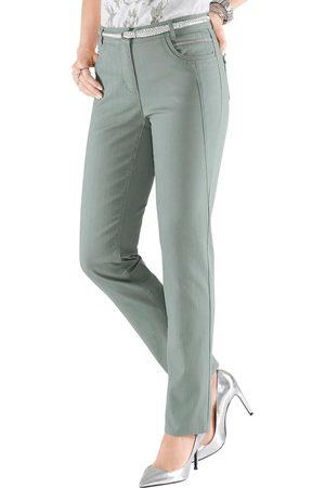 Classic Inspirationen Dames Jeans - Jeans met kralenbandjes