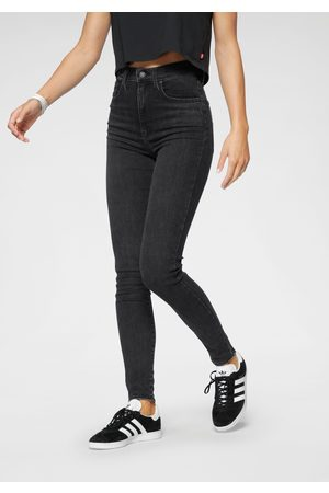Levi's Dames Skinny - Skinny fit jeans »Mile High Super Skinny«