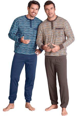 WÄSCHEPUR Heren Pyjama's - KINGS CLUB Pyjama in set van 2