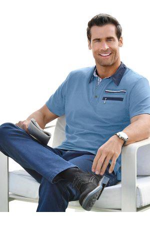CATAMARAN Shirt met korte mouwen en geconfectioneerde kraag