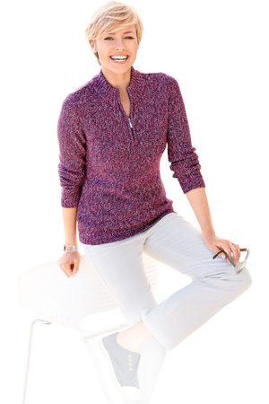 Casual Looks Hoogwaardige, perfect passend gebreide trui