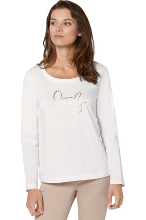 Classic Basics Shirt met lange mouwen
