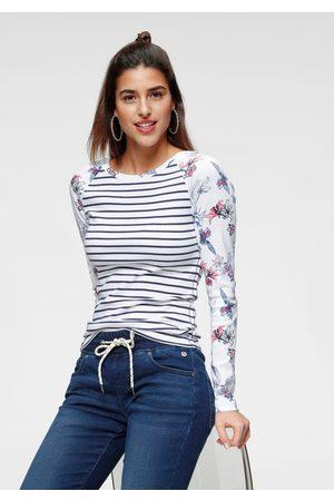 KangaROOS Dames Lange mouw - Shirt met lange mouwen