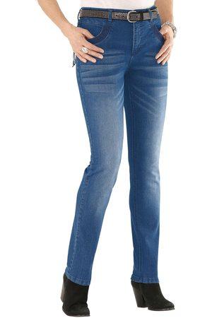 Classic Inspirationen Modieus gewassen jeans