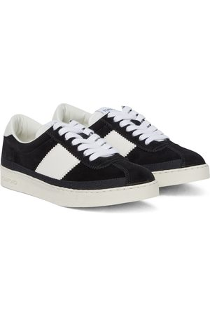 Tom Ford Bannister suede sneakers