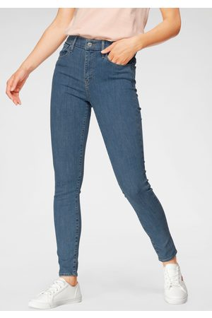 Levi's Dames High waisted - ® skinny fit jeans 720 High Rise Super Skinny met hoge taille