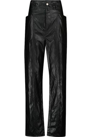 Isabel Marant Tessini faux leather pants