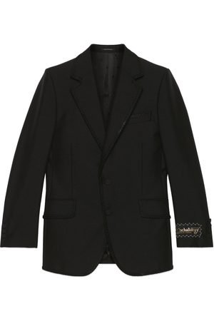 Gucci Mohair wool tailored jacket