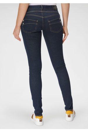 Herrlicher Dames Slim - Slim fit jeans PIPER SLIM REUSED milieuvriendelijk dankzij de isko new technology