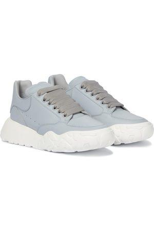 Alexander McQueen Dames Sneakers - Court leather sneakers