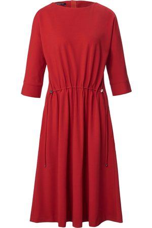Fadenmeister Berlin Dames Jerseyjurken - Jersey jurk 3/4-mouwen Van