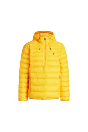 Polo Ralph Lauren Heren Pullovers - The Packable Hooded Pullover Jacket