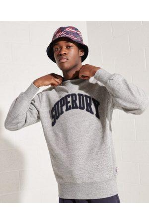 Superdry Sport True Varsity sweatshirt met ronde hals
