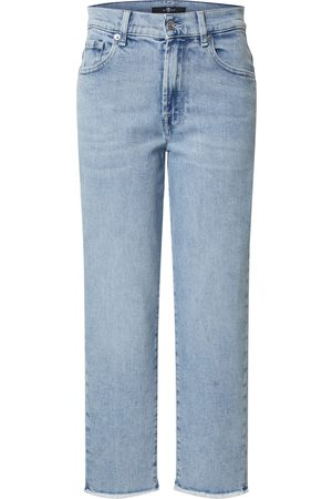 7 for all mankind Dames Straight - Jeans