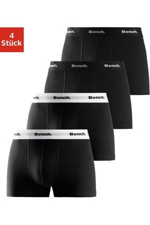 Bench. Boxershort met contrastkleurige band (4 stuks)