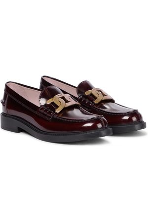 Tod's Catena Classic leather loafers