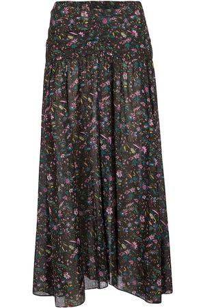 Isabel Marant Marino floral cotton maxi skirt