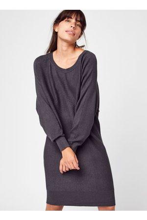 Noisy May Dames Gebreide jurken - Nmship L/S Boatneck Knit Dress Bg Noos by