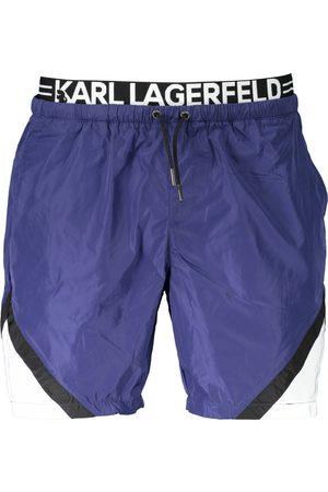 Karl Lagerfeld Heren Zwembroeken - Kl20mbm05 zwembroek