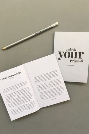 Marlies Dekkers Dames Lingerie & Ondermode - Unlock your potential 3-year journal