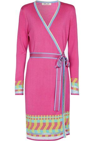 Diane von Furstenberg Aurora knit midi dress