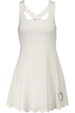 Marysia Serena stretch-jersey minidress