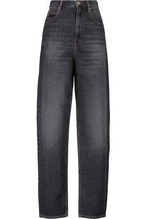Isabel Marant Corsysr high-rise boyfriend jeans