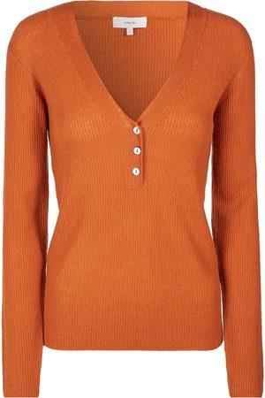 Vince Cashmere V-neck sweater