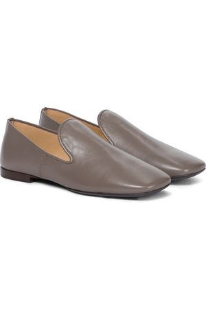 LEMAIRE Dames Loafers - Leather loafers