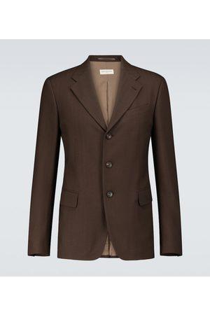 DRIES VAN NOTEN Heren Blazers & Colberts - Single-breasted wool blazer