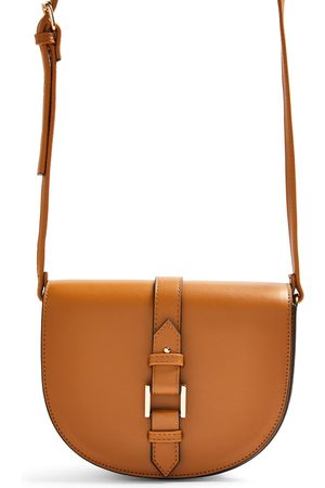 Primark Brown saddle crossbody bag