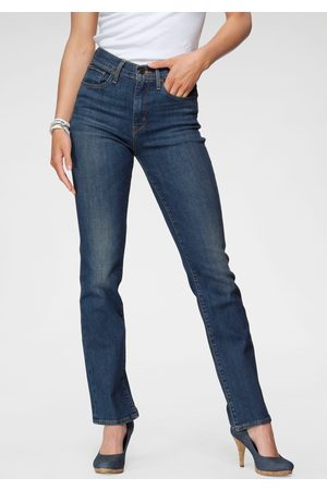 Levi's Dames Straight - ® straight jeans 724 High Rise Straight
