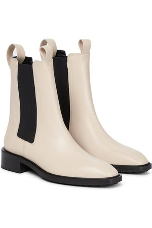 Aeydē Exclusive to Mytheresa – Simone leather ankle boots