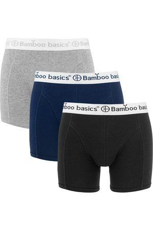 Bamboo Basics Heren Boxershorts - Boxershorts rico 3-pack III