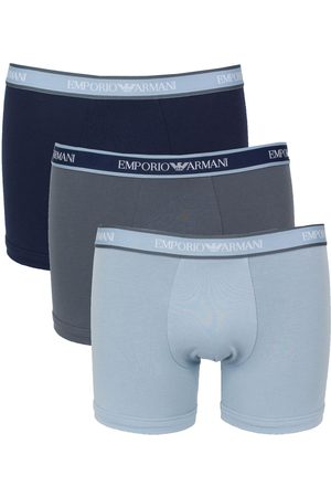 Armani Heren Boxershorts - Boxershorts stretch cotton 3-pack