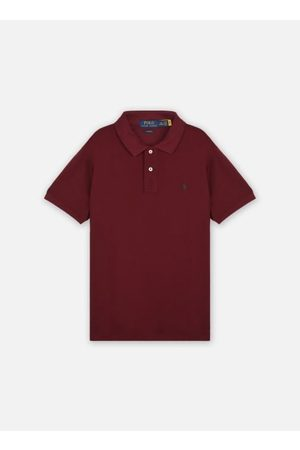 Polo Ralph Lauren Slim Polo-Tops-Knit SS by
