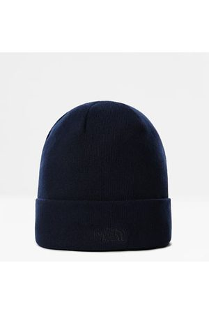 The North Face Dames Mutsen - The North Face Norm Shallow-beanie Tnf Navy One Size Dame
