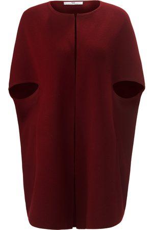 Peter Hahn Dames Cardigans - Coat-cardigan ronde hals Van