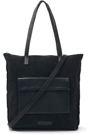 Shabbies Amsterdam Dames Shoppingbag annick black