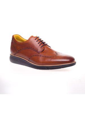 Buffalo Dames Sneakers - 1339-14 2.0 white neon orange leather