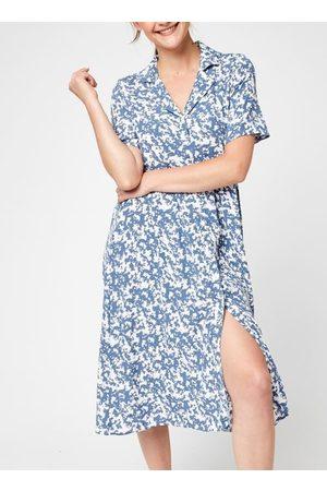 VILA Dames Midi jurken - Viaida S/S Midi Shirt Dress by
