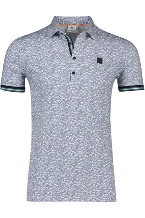 Blue Industry Polo blauw