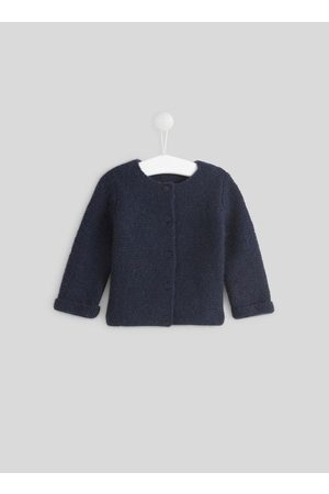 Bout'Chou Cardigan point mousse by