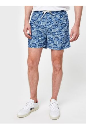 Selected Homme Heren Shorts - Slhclassic Aop Swimshorts W by