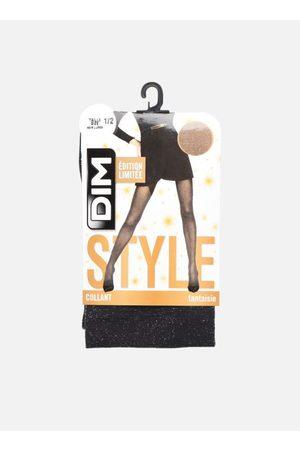 Dim STYLE Collant Lurex 23D by