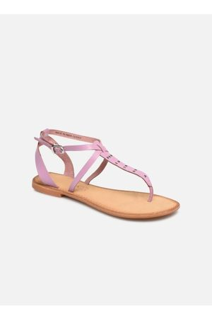 Vero Moda Isabel leather sandal by